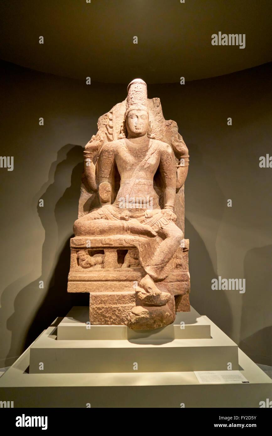 Asian Art Wing. The Metropolitan Museum of Art. Manhattan New York Stock Photo
