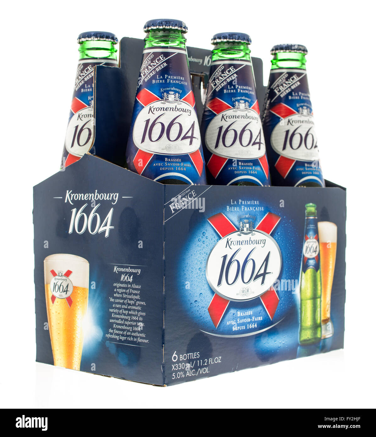 Kronenbourg round Beer Mats in packs of 1 and 3