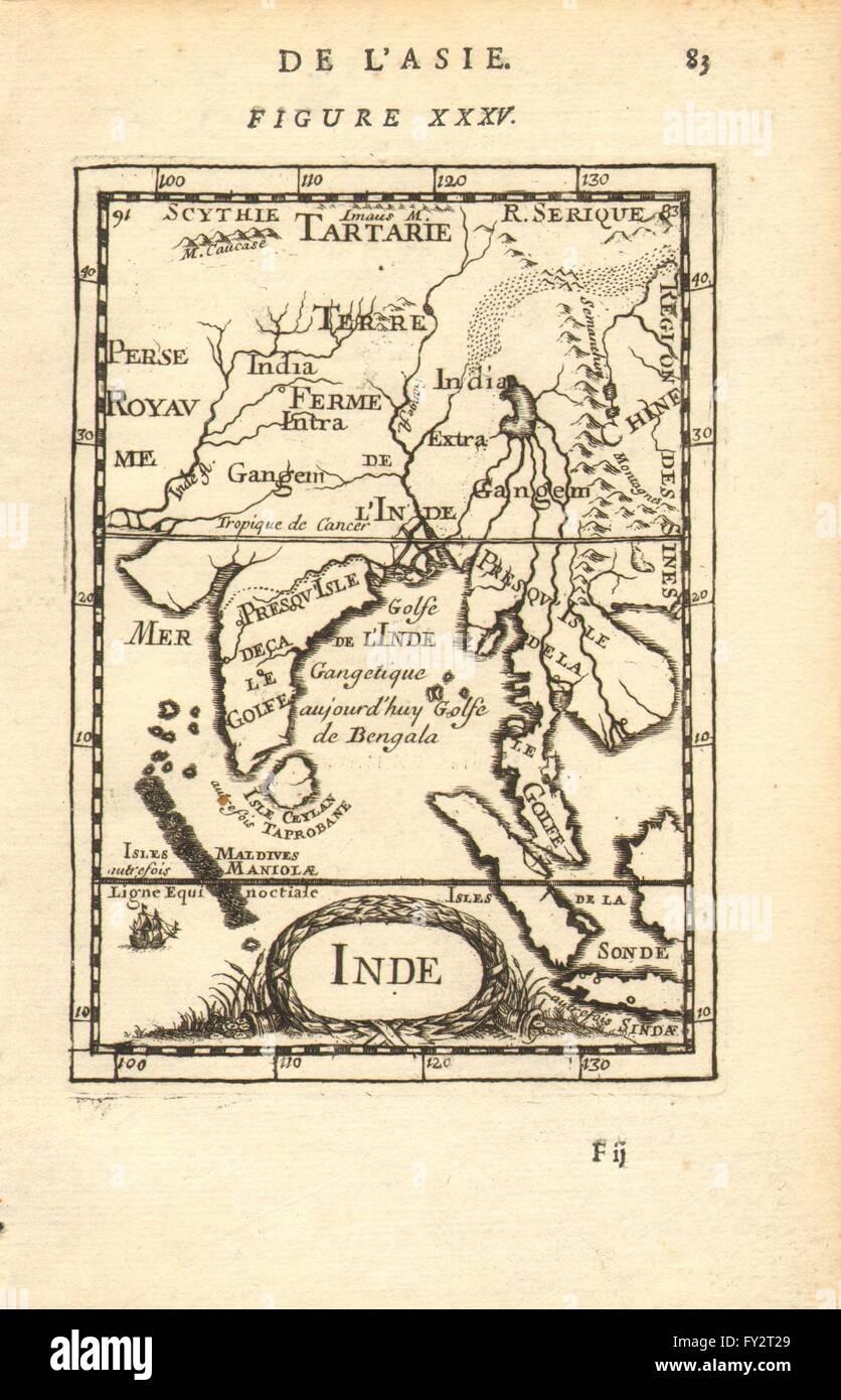 South Asia India Ceylon Sri Lanka Indochina Maldives Inde