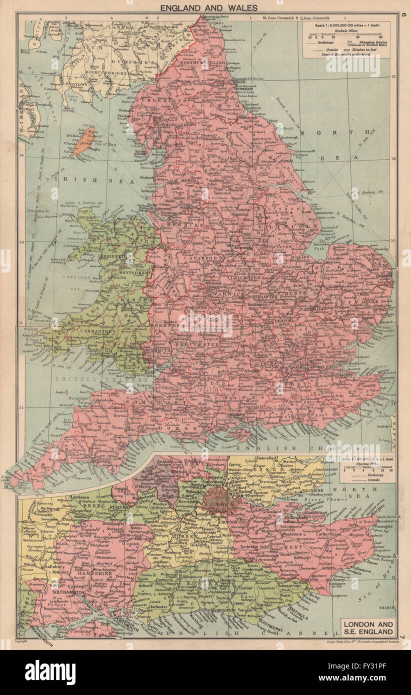 Second world war england and wales in 1940 south east england second world war england and wales in 1940 south east england 1940 old map gumiabroncs Image collections