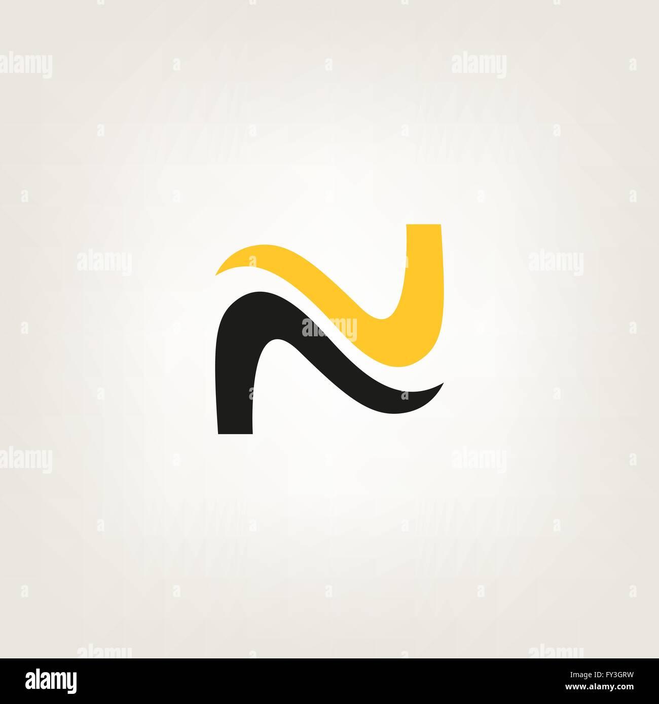Icon Identity Illustration Letter Stock Photos Icon Identity