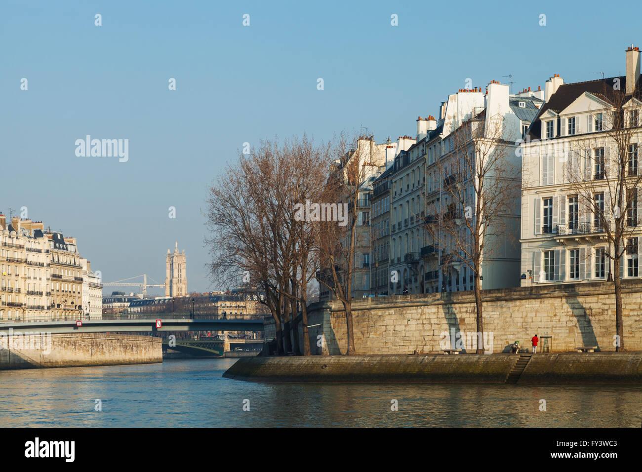 Île de France, Paris, 75001, France - Stock Image
