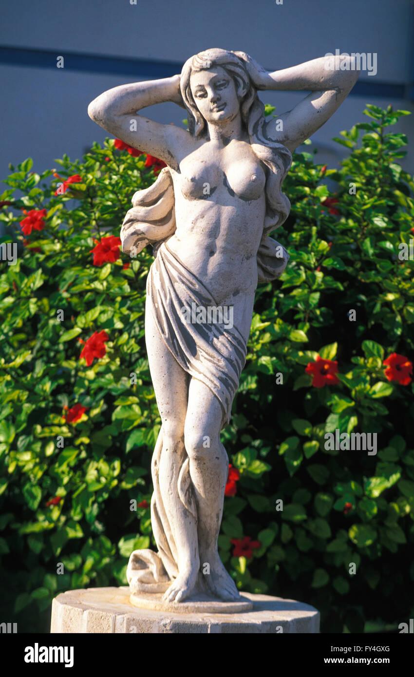 Aphrodite-Statue, South CYPRUS, Europe - Stock Image