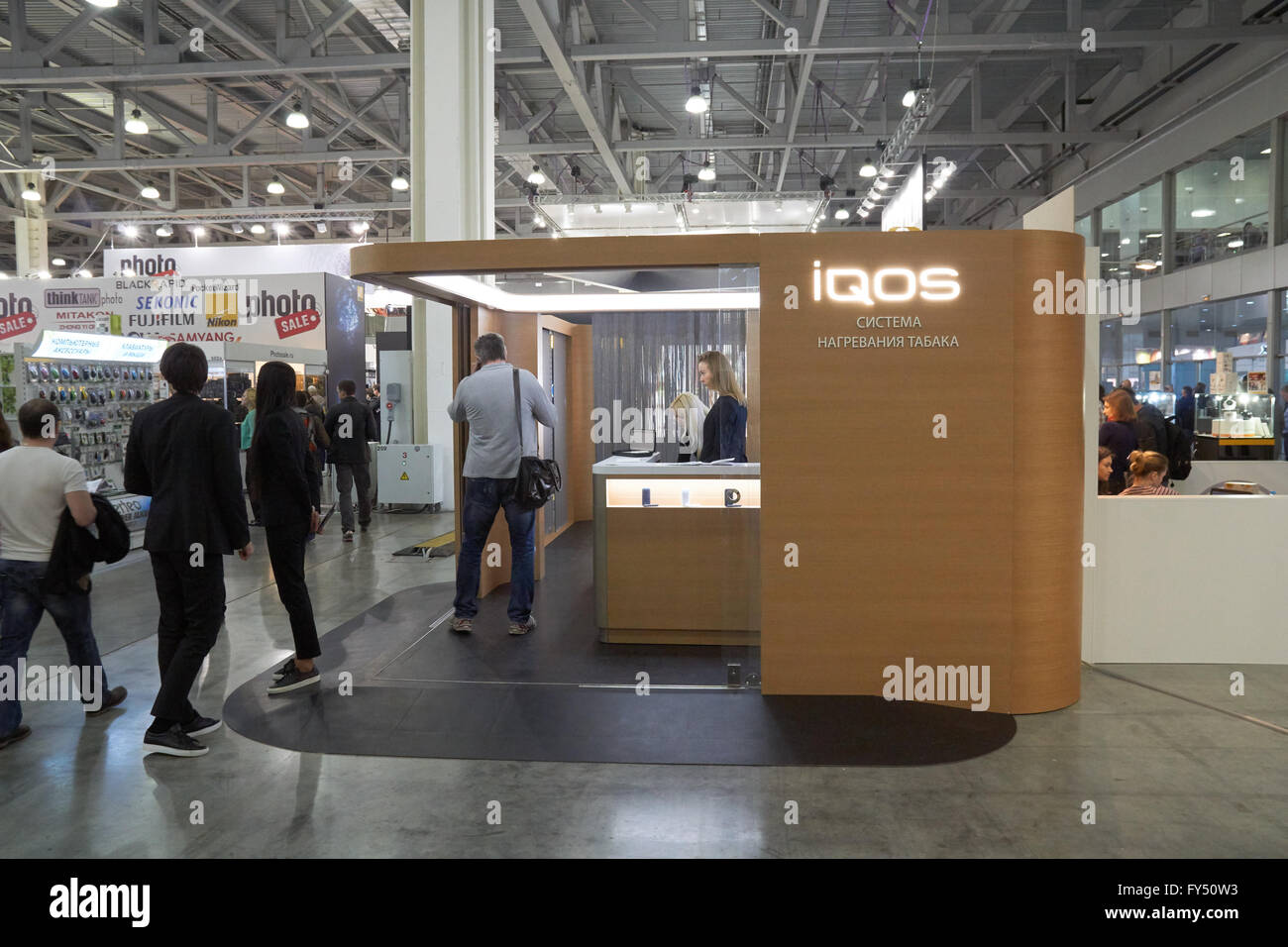 iqos russia