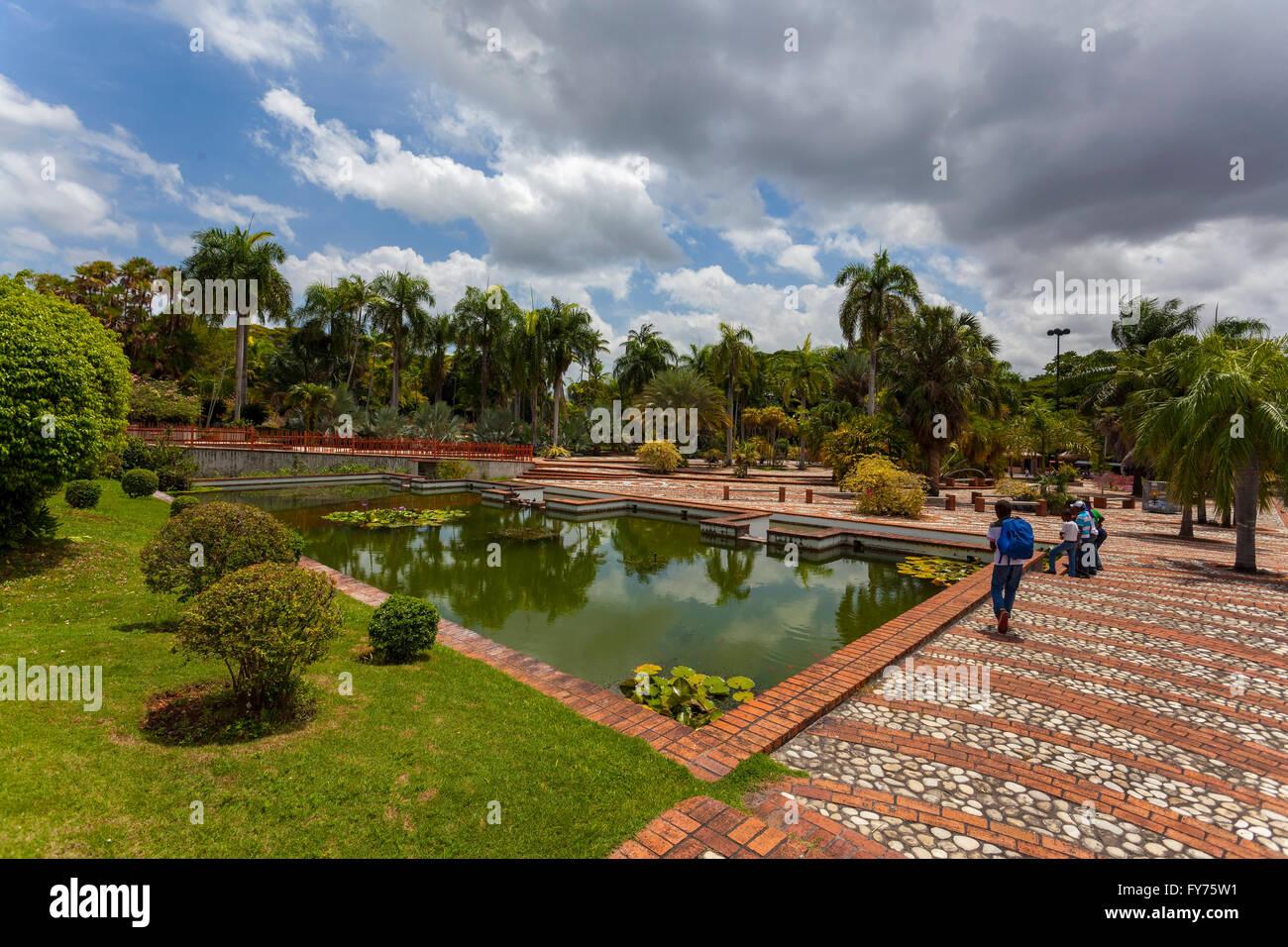Jardin Botanico National Dr. Rafael María Moscoso, National Botanical  Garden, Santo Domingo, Hispaniola Island