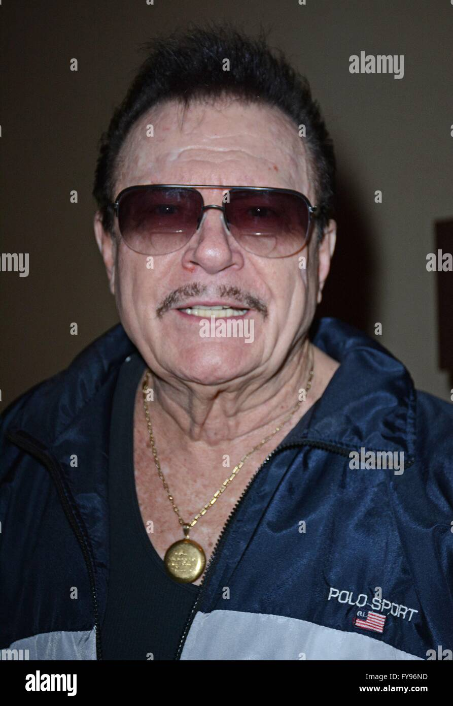 Parsippany Nj Usa 23rd Apr 2016 Max Baer Jr In Attendance For Stock Photo 102850425 Alamy