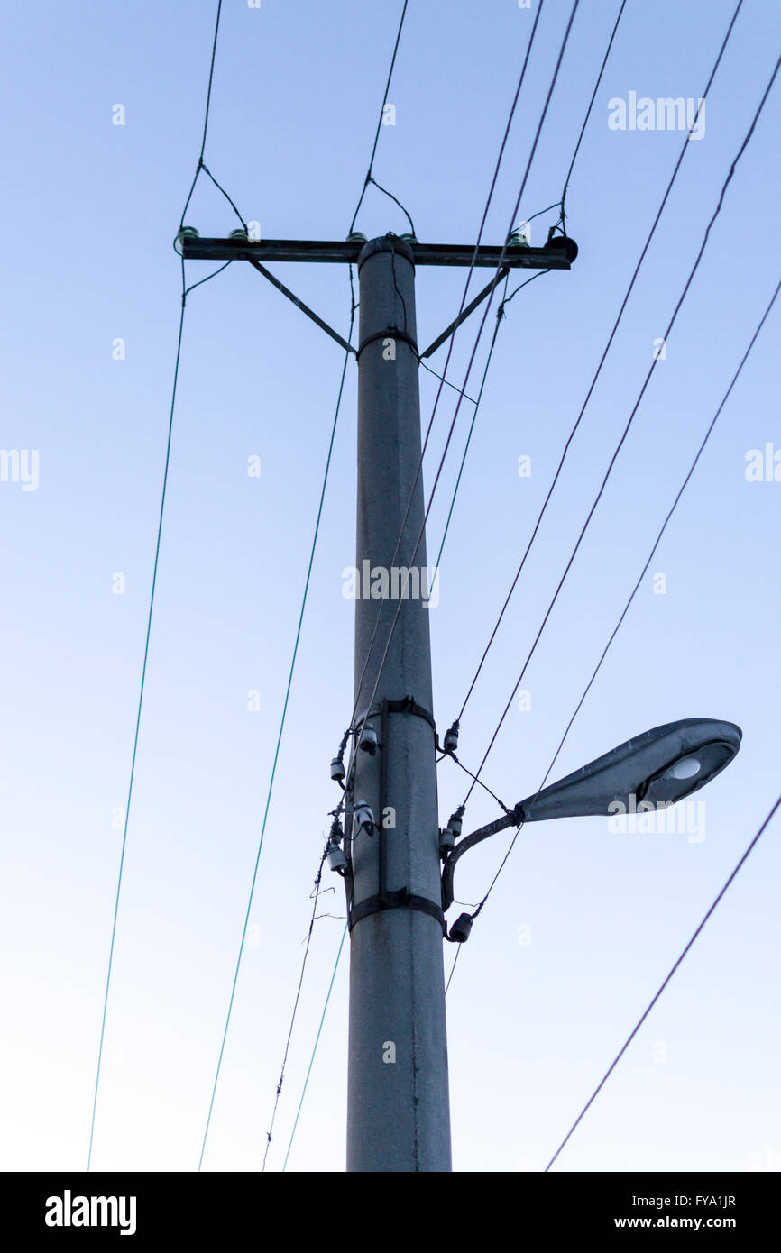 Wiring A Light Post
