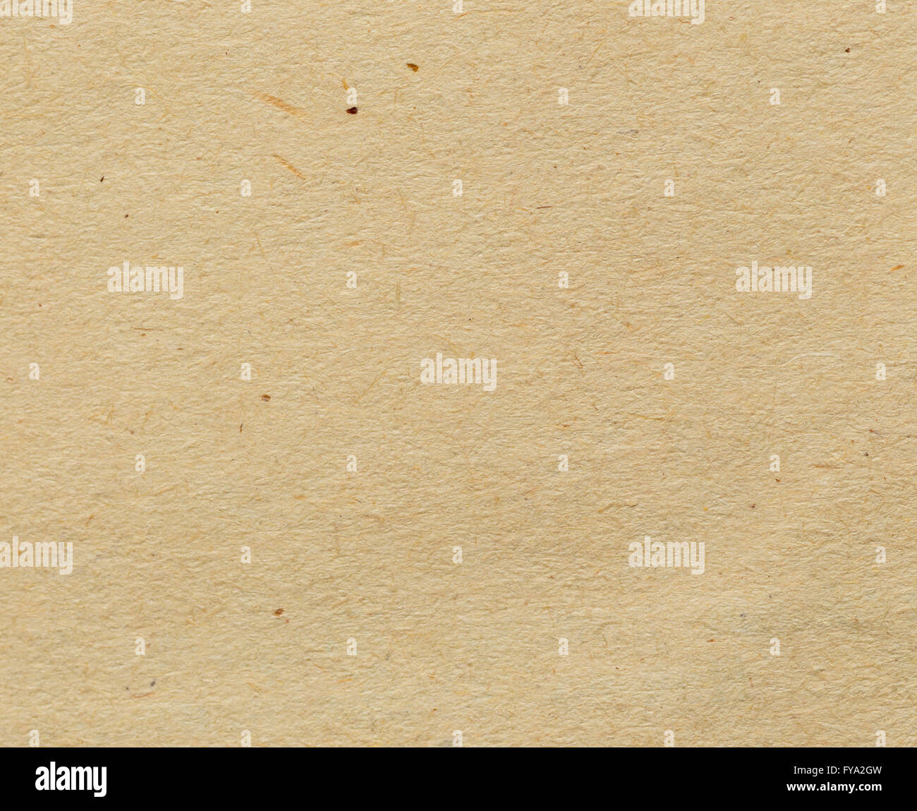 Natural paper texture background with particles for design-use - Stock Image