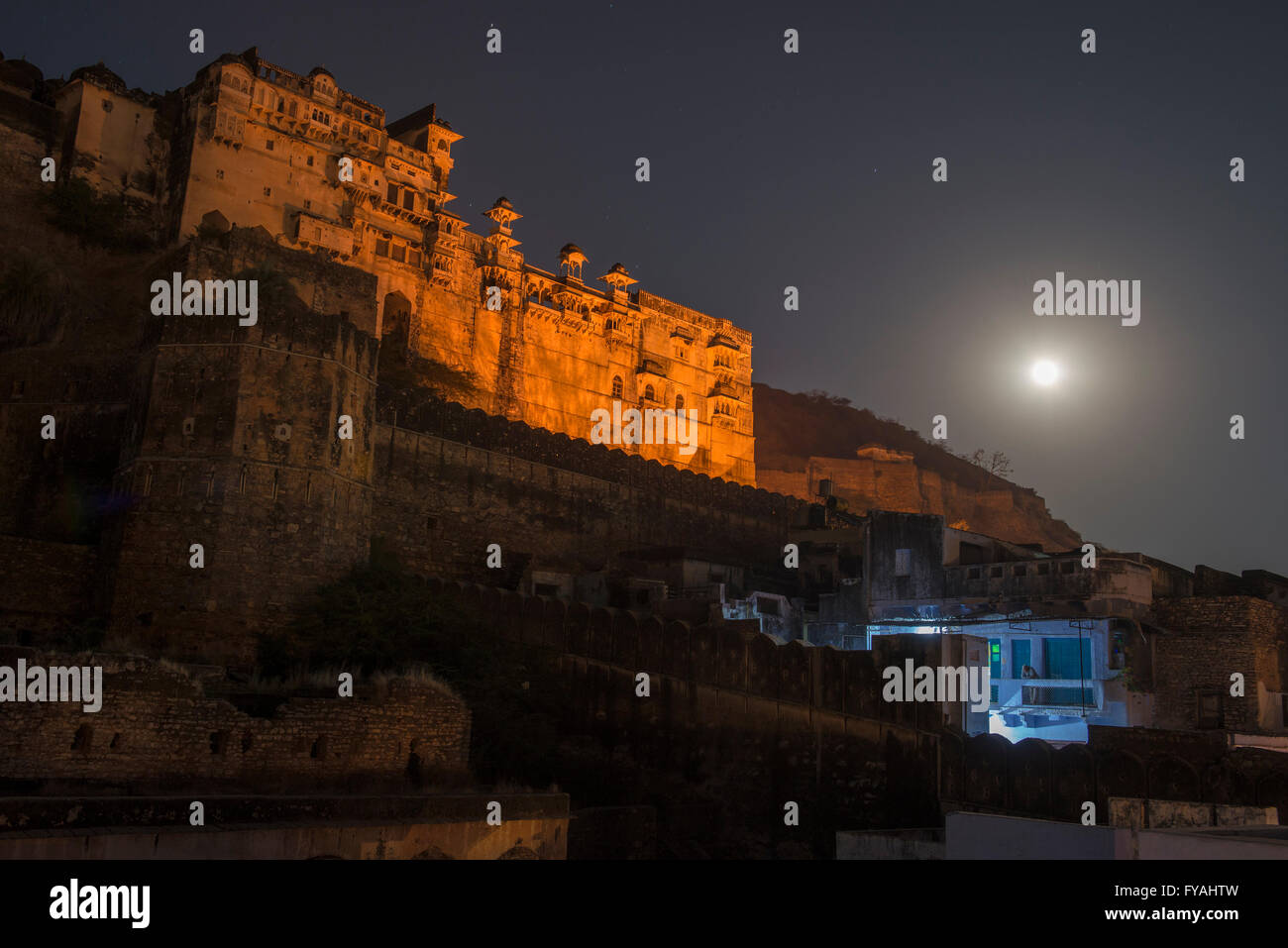India Full Moon Stock Photos & India Full Moon Stock Images - Alamy