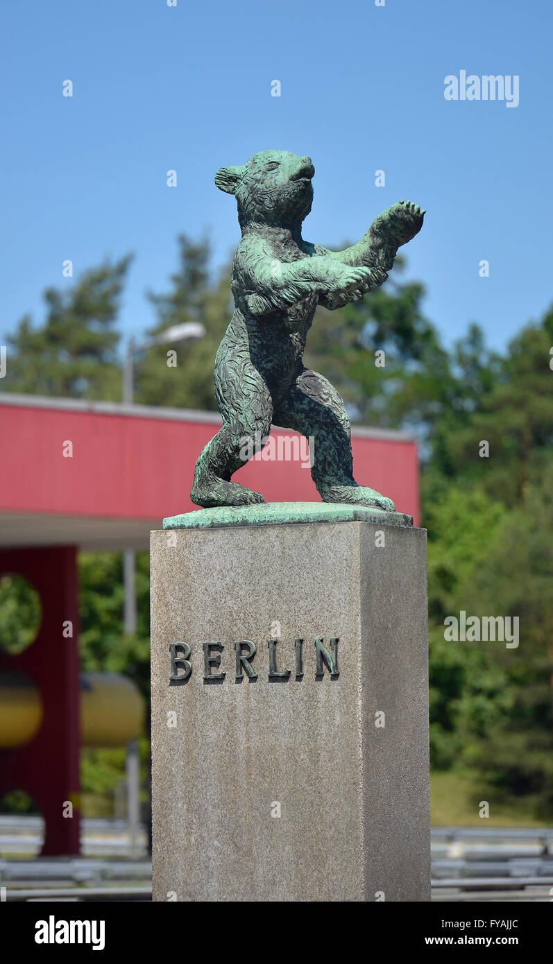 Berliner Baer Dreilinden Zehlendorf Berlin Deutschland