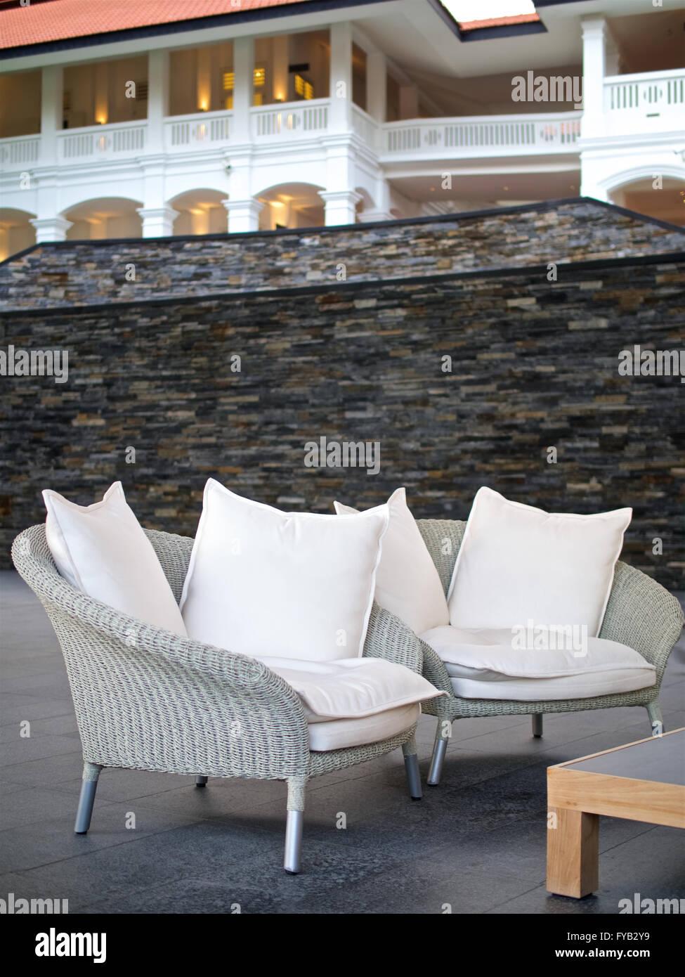 Janus Et Cie Outdoor Furniture Sofa Chair
