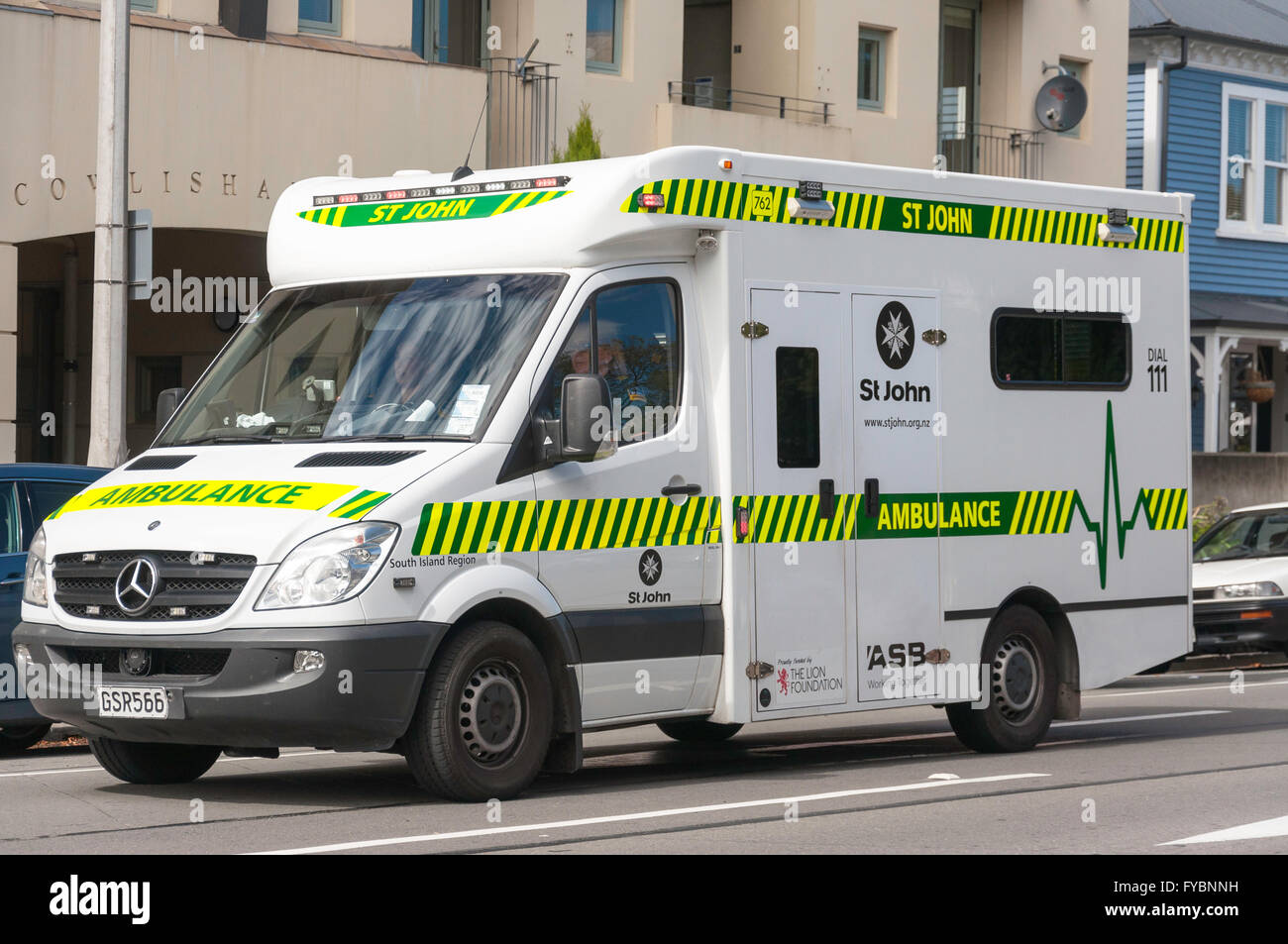 how to thank paramedics st john ambulance
