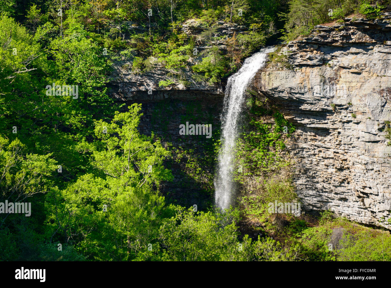 Little River Canyon National Preserve - Stock Image
