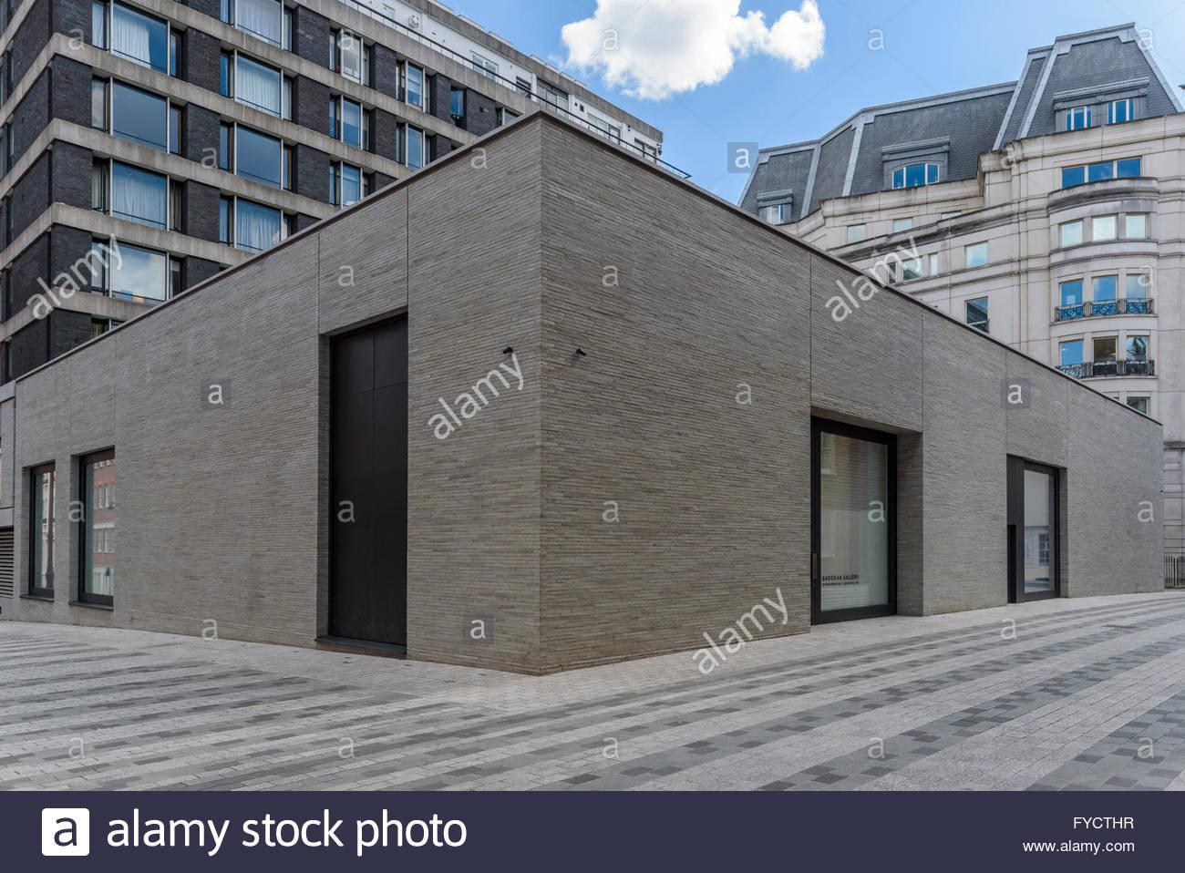 Gagosian Gallery - Mayfair - Stock Image
