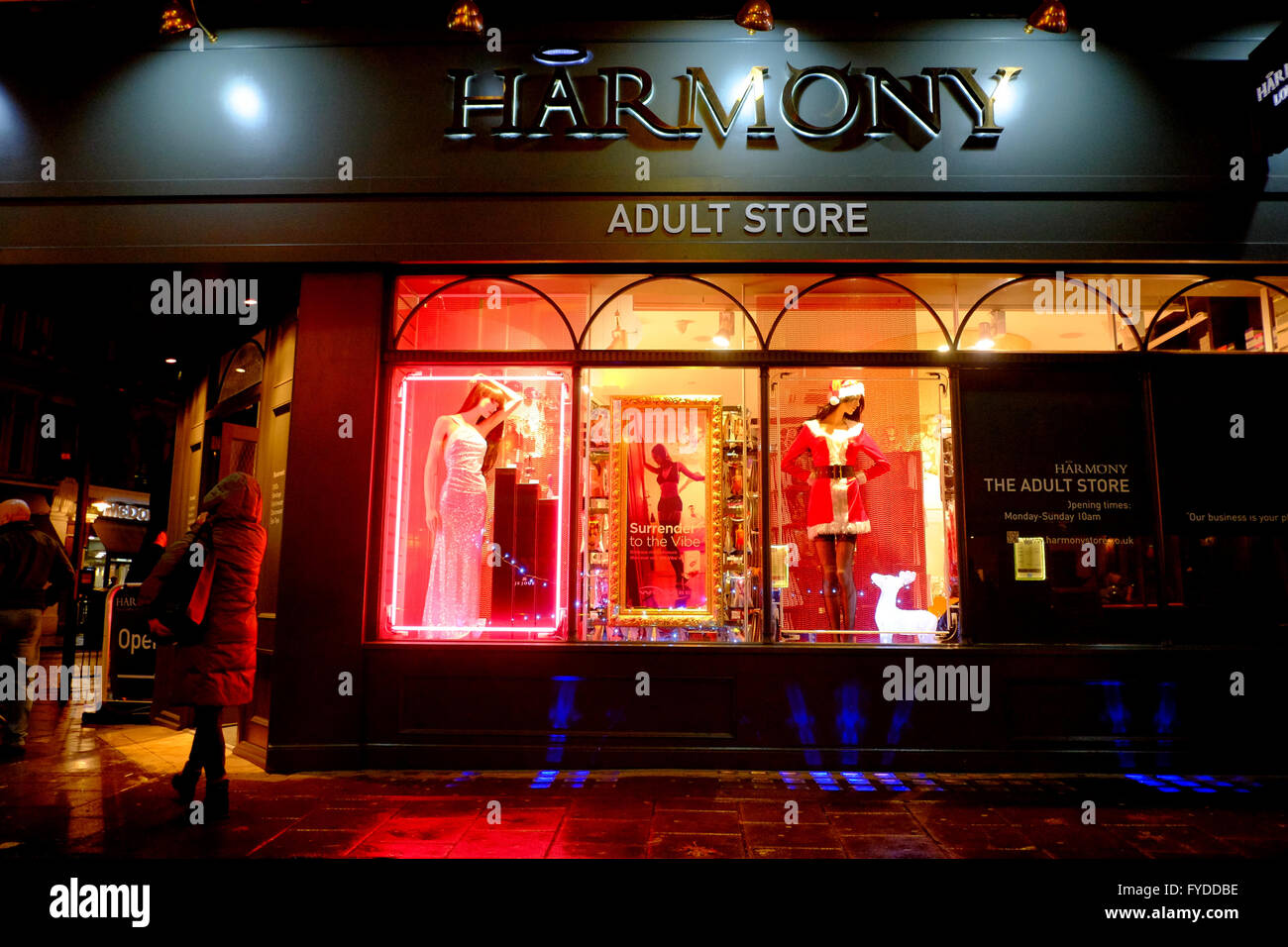 Harmony Adult Shop