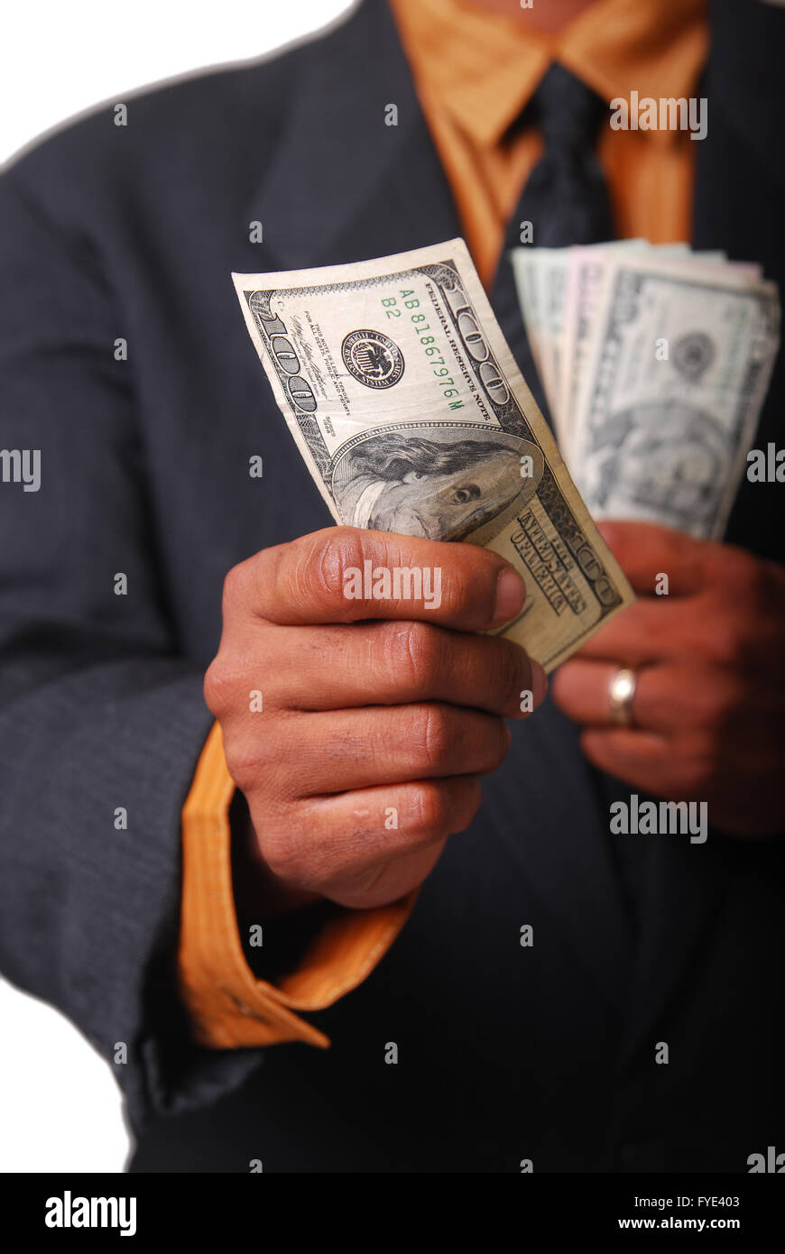 Bailout - Stock Image