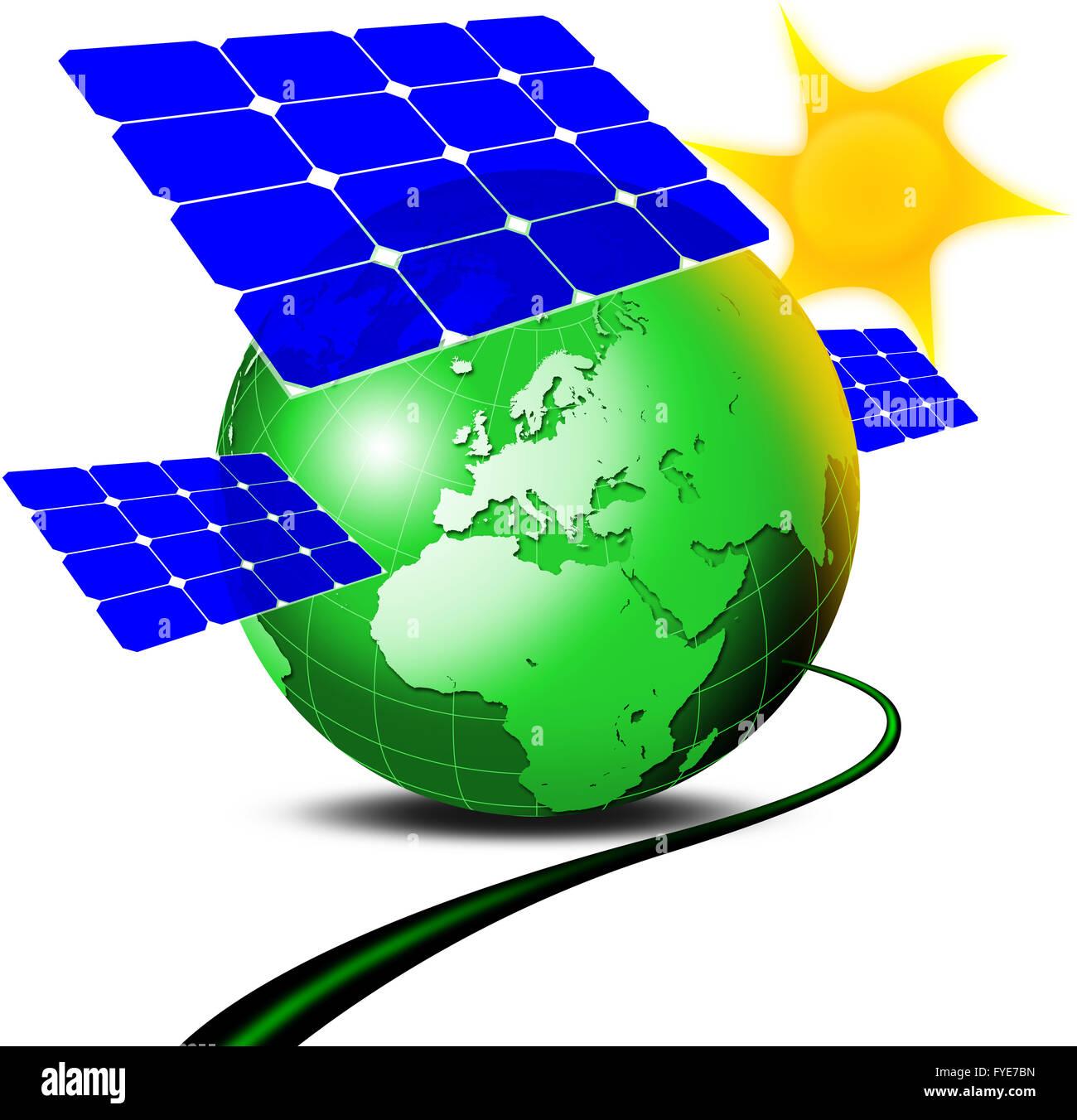 Solar Output Stock Photos Amp Solar Output Stock Images Alamy