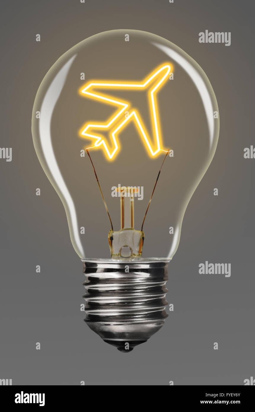 travel creativity - Stock Image