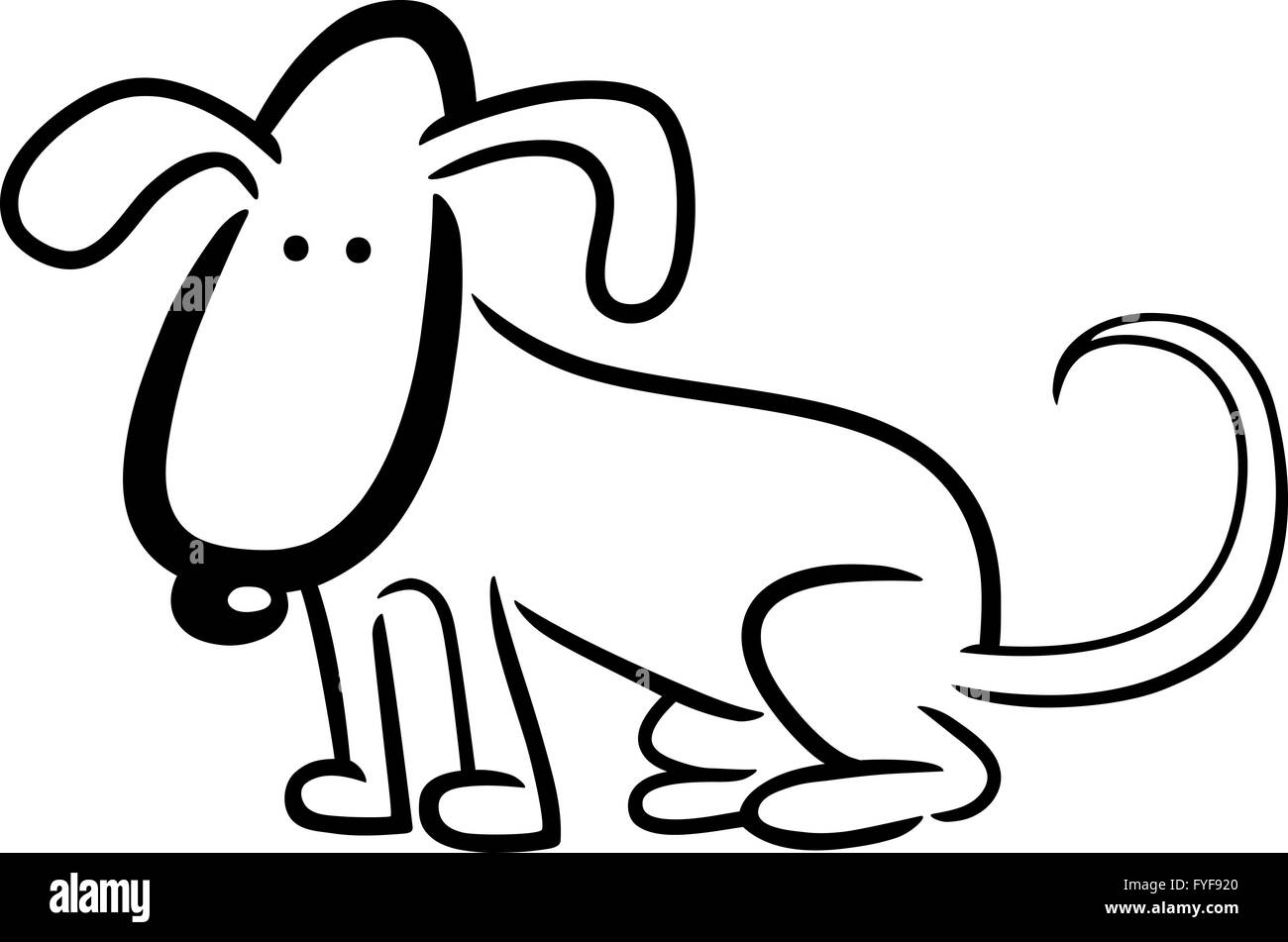 Doodle Black And White Stock Photos Images Page 3 Alamy