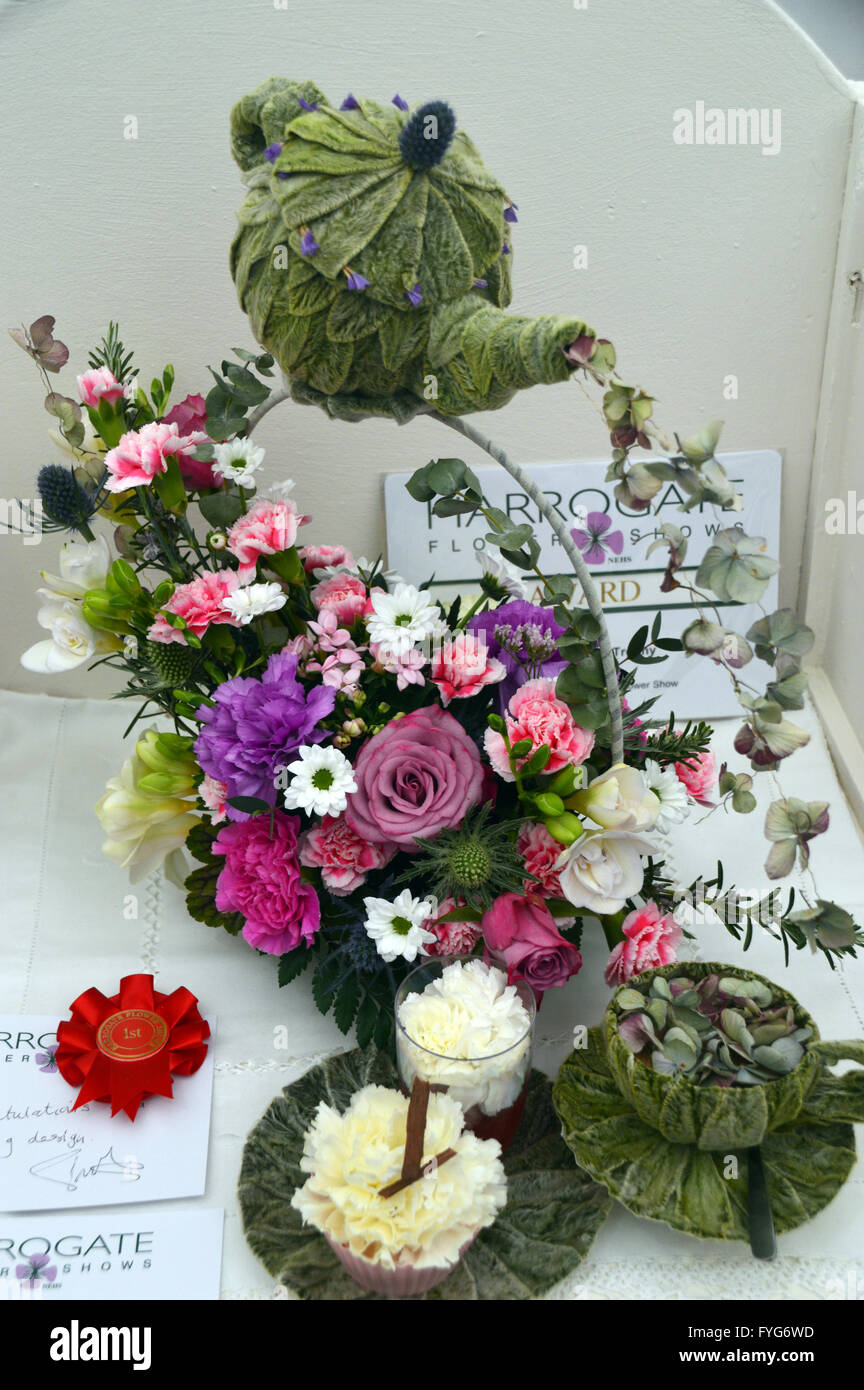 Floral Design Competitions
