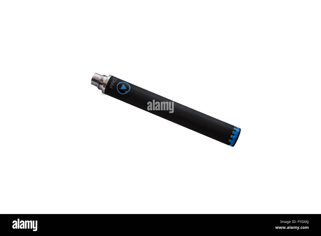 A Blu E-Cig battery - Stock Image