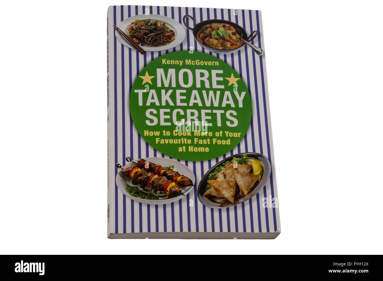 More Takeaway Secrets by Kenny McGovern - Stock Image