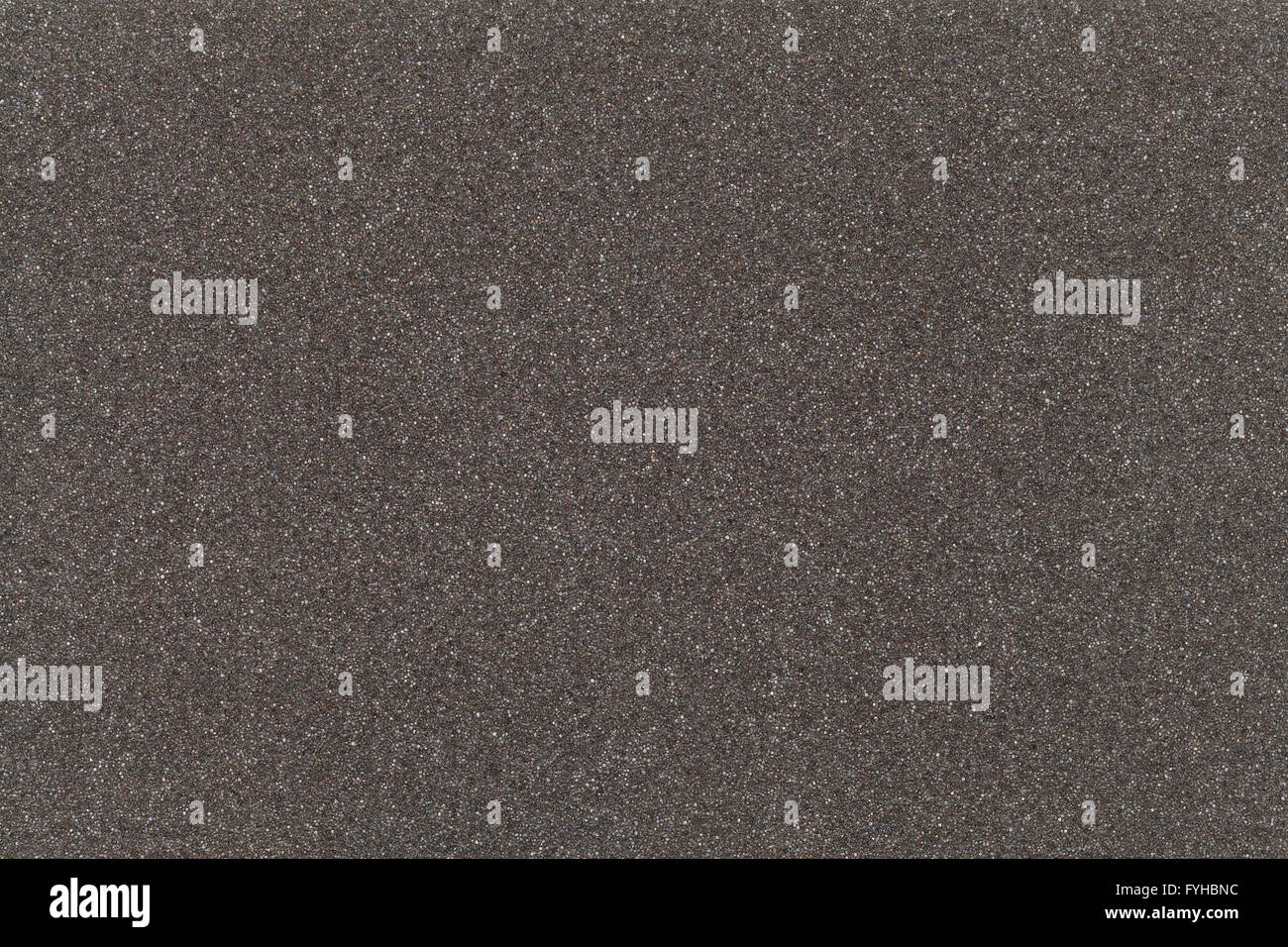 Black Packaging Foam Texture Background With Copy Space. - Stock Image