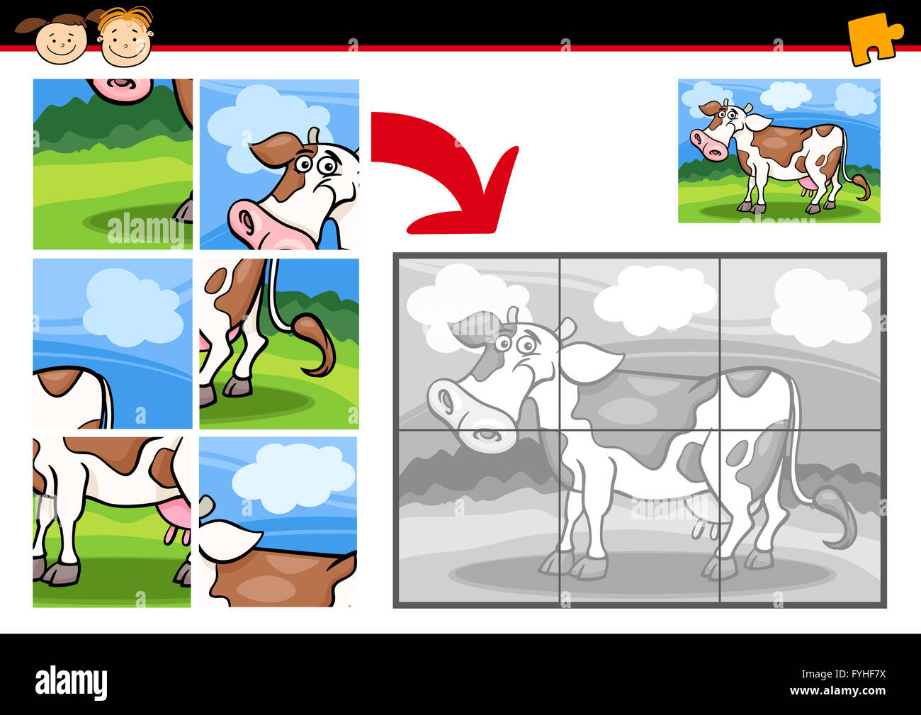 Diagram Of Cow Stock Photos  U0026 Diagram Of Cow Stock Images