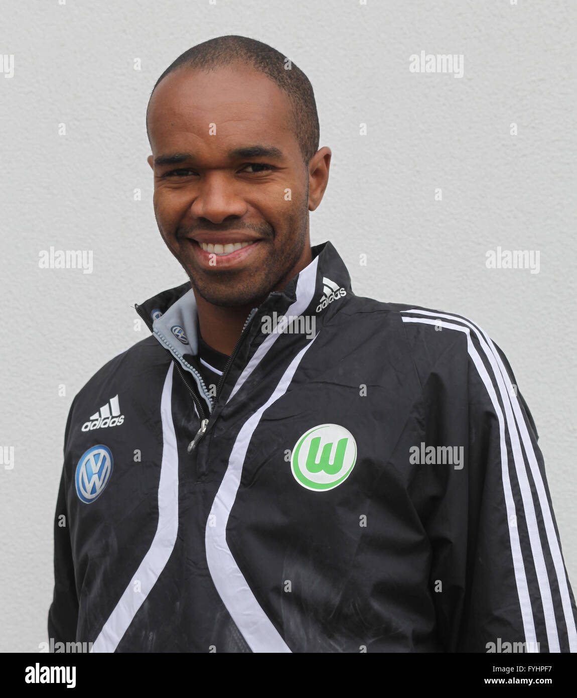Naldo (VfL Wolfsburg) Stock Photo