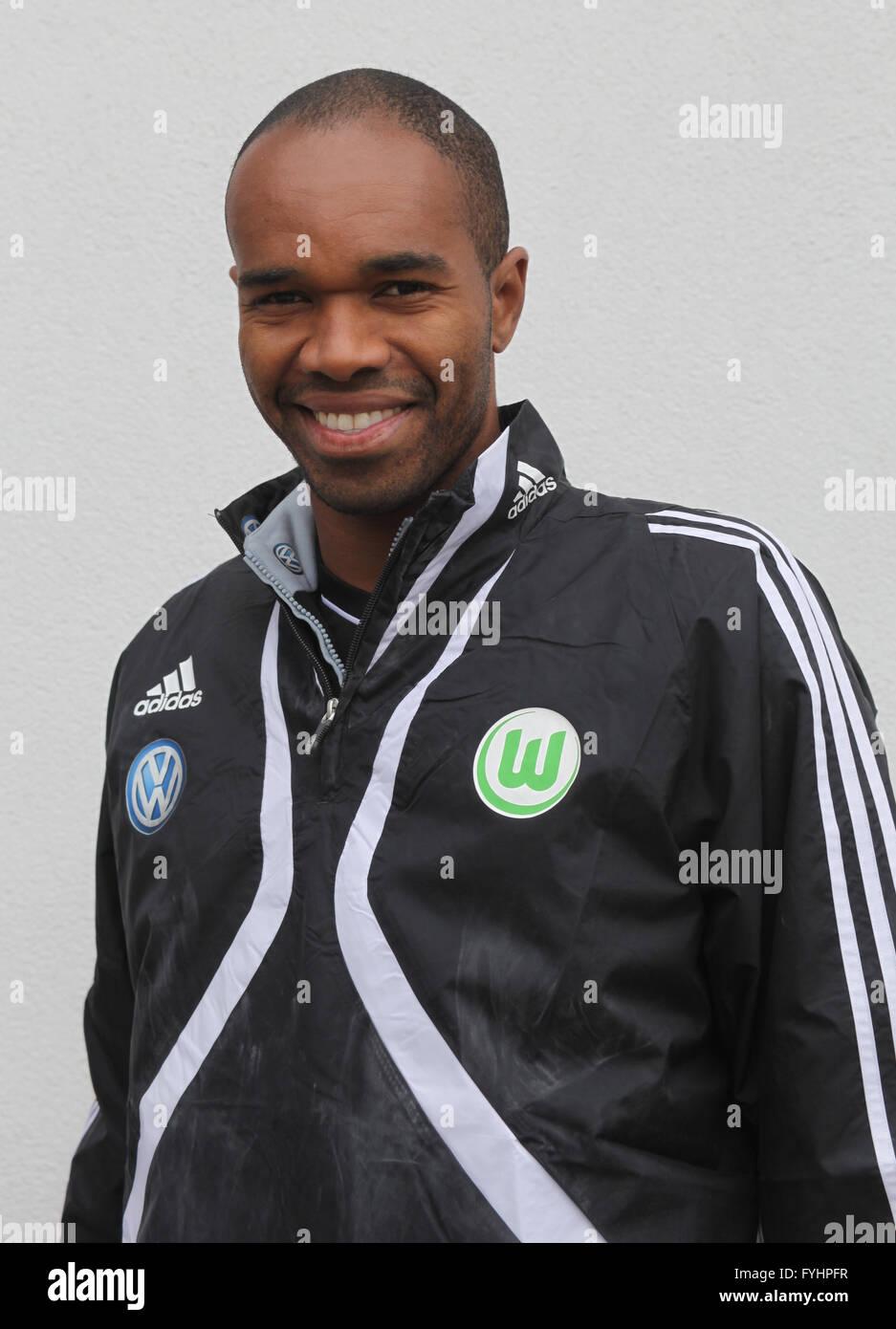 Naldo (VfL Wolfsburg) - Stock Image