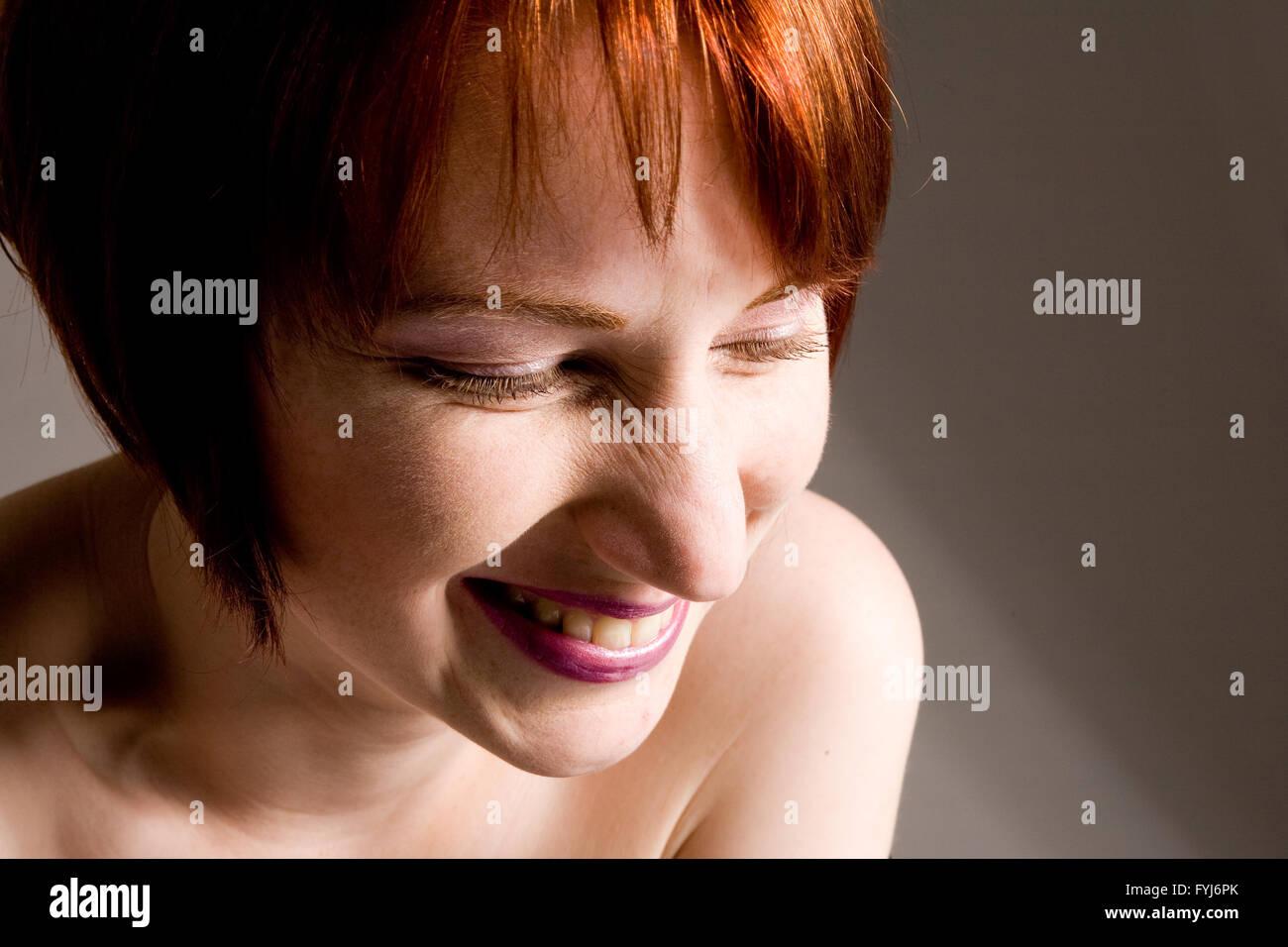 My emotive self - Stock Image