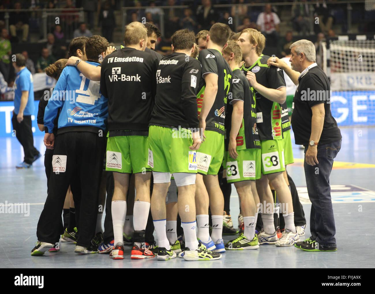 TV Emsdetten - Stock Image