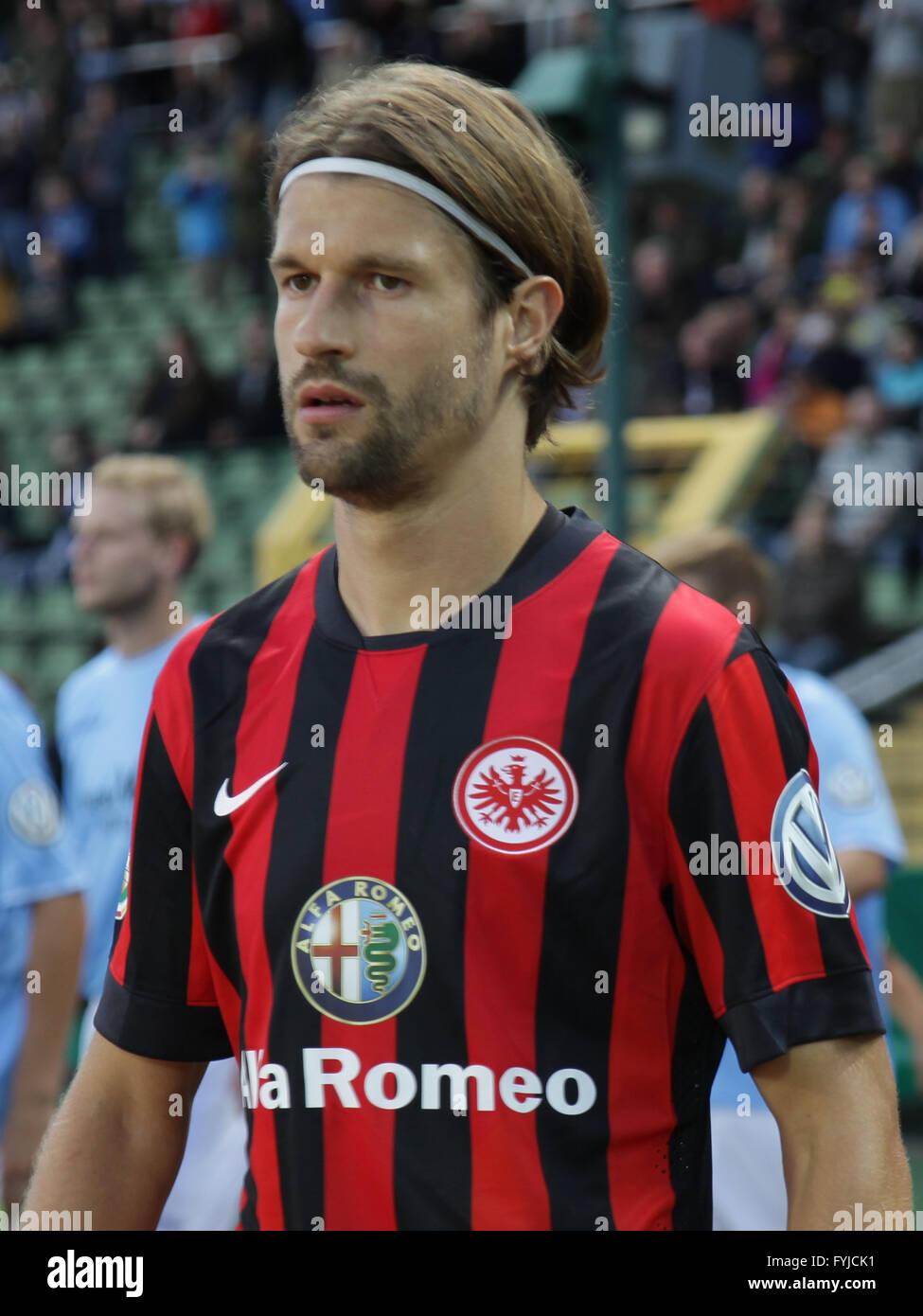 Martin Lanig (Eintracht Frankfurt) - Stock Image