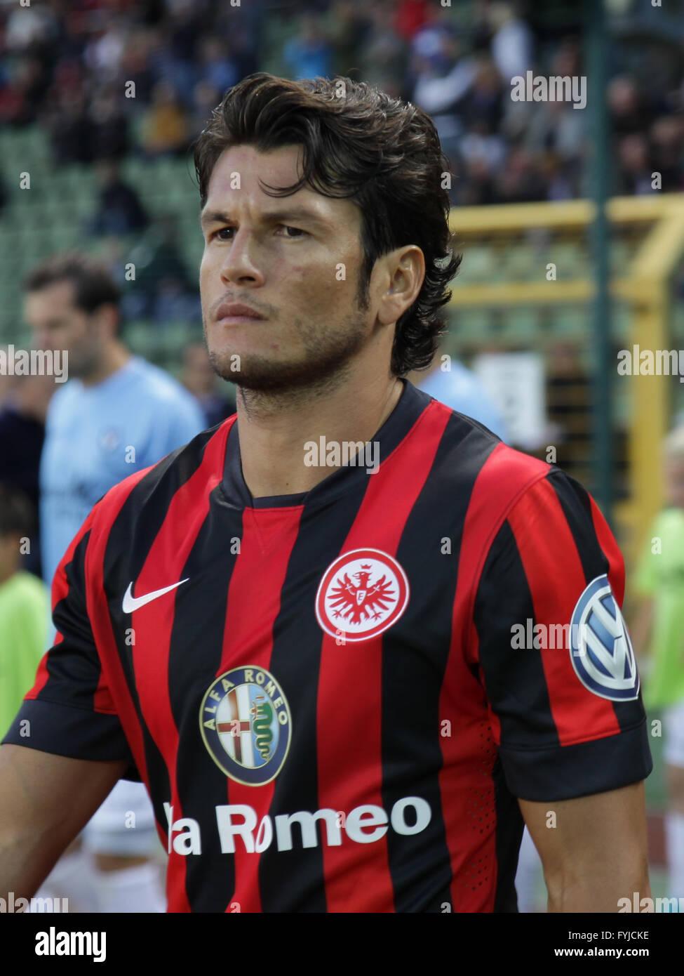Nelson Valdez (Eintracht Frankfurt) - Stock Image