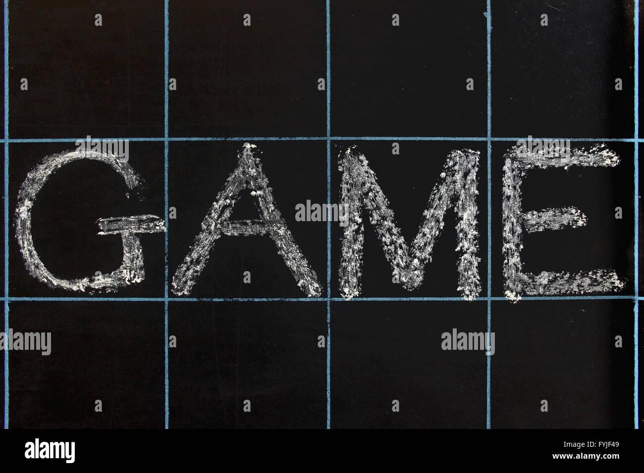 game plan on chalkboard stock photos  u0026 game plan on chalkboard stock images