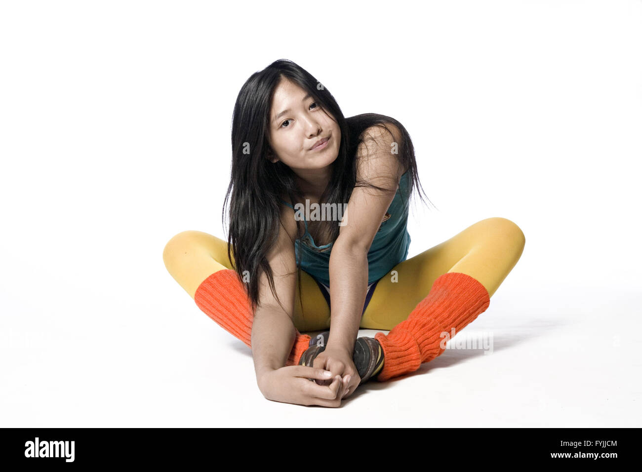 asian feet cut out stock images & pictures - alamy