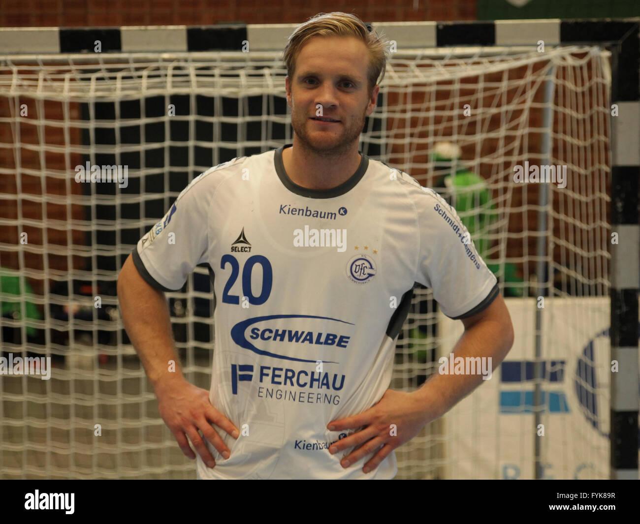 Gunnar Steinn Jónsson - VfL Gummersbach - Stock Image