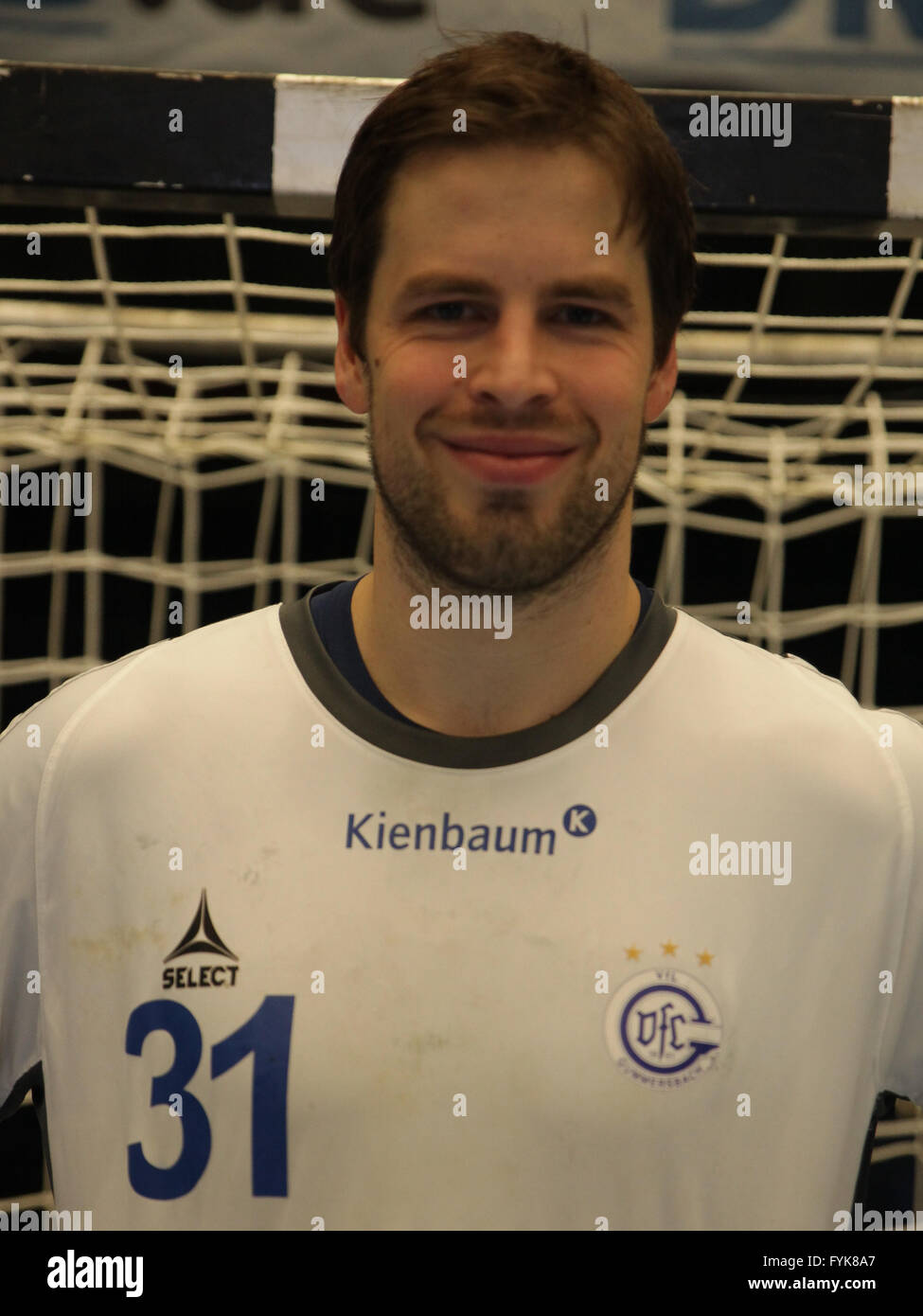 Mark Bult - VfL Gummersbach - Stock Image