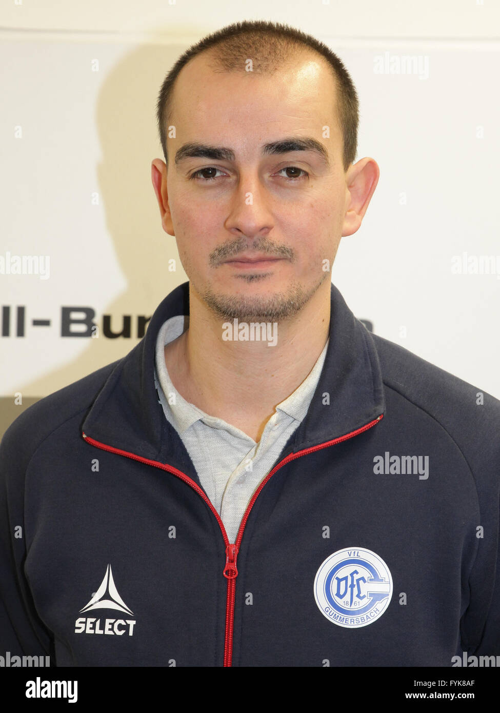 Emir Kurtagic  (VfL Gummersbach) - Stock Image