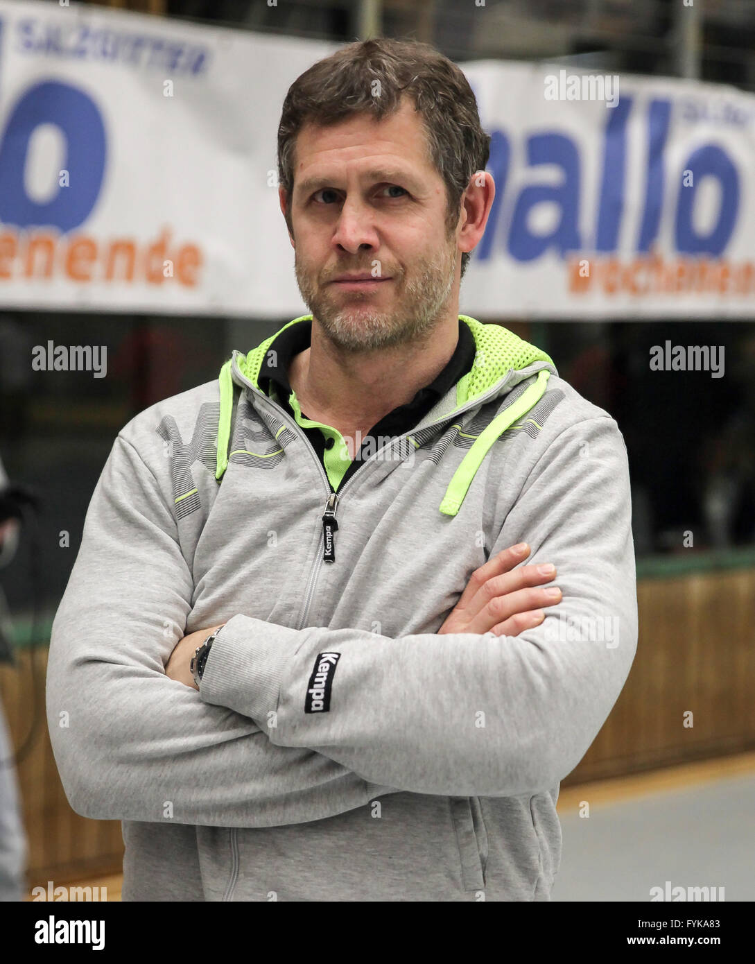 Geir Sveinsson (SC Magdeburg) Stock Photo