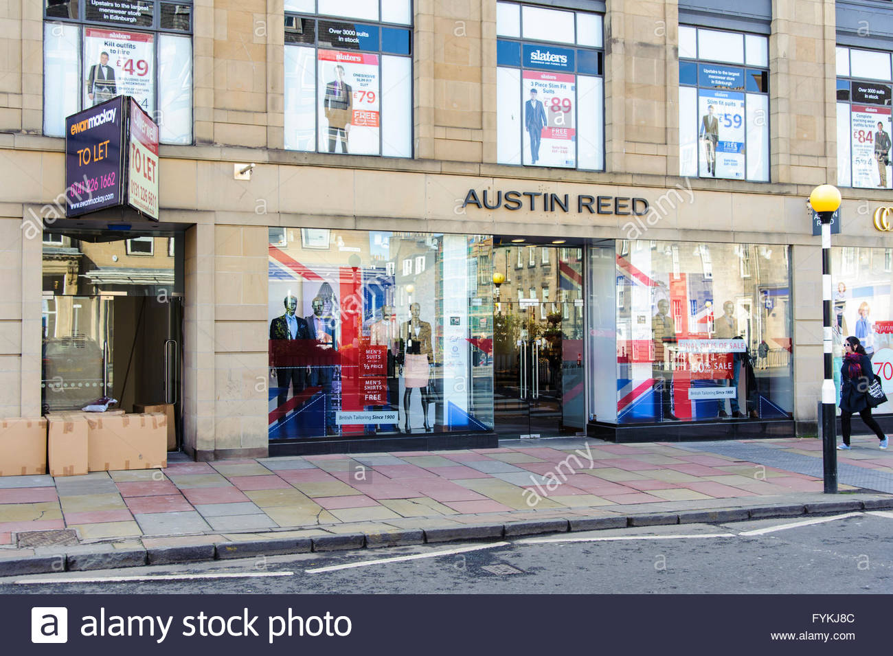 Austin Reed Edinburgh