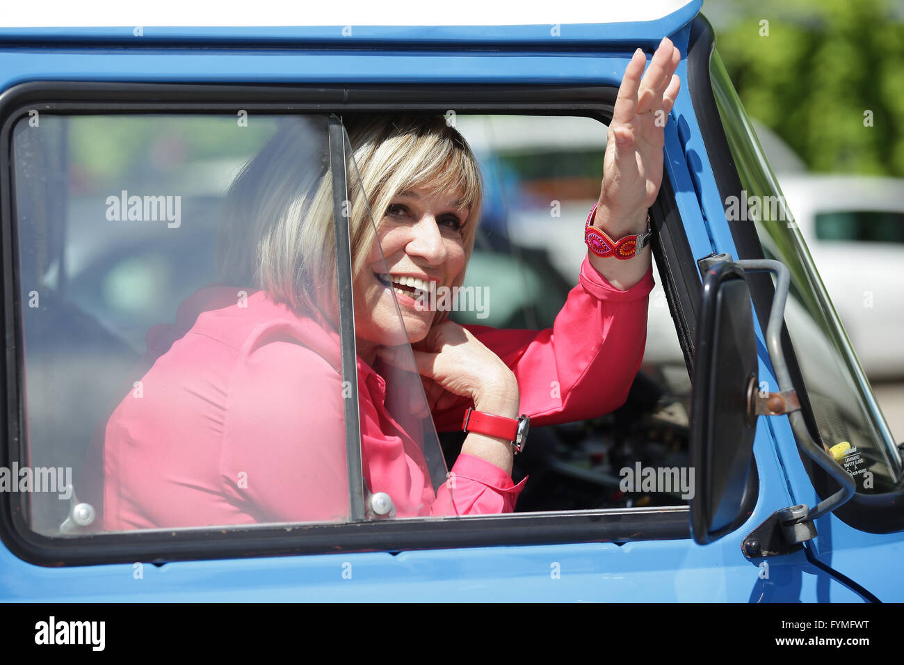 Mary Roos Stock Photo