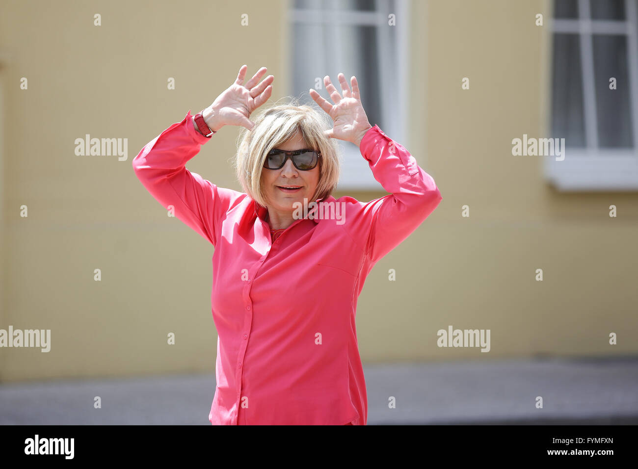 Mary Roos Stock Photo