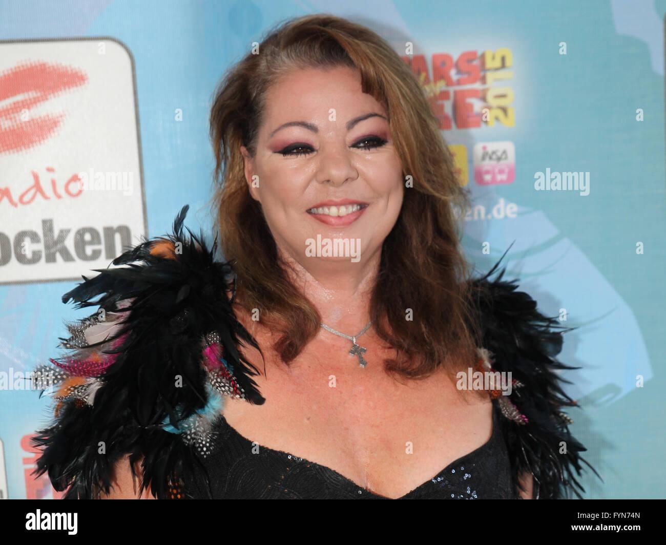 Sängerin Sandra