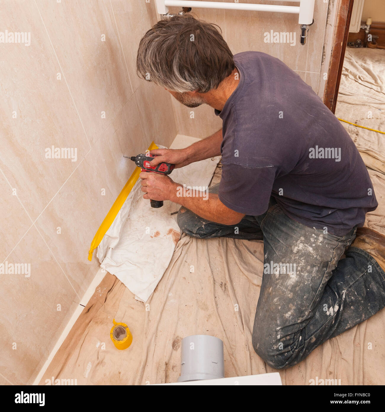 Hole Drilling Stock Photos Hole Drilling Stock Images Alamy