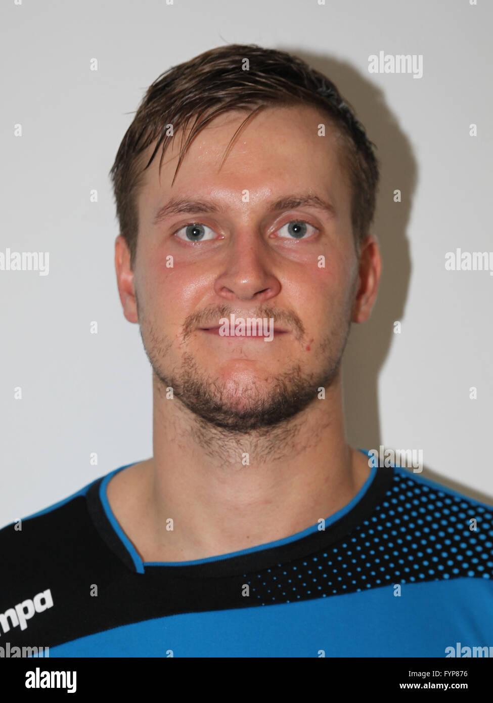 Fabian Böhm (HBW Balingen-Weilstetten) Stock Photo
