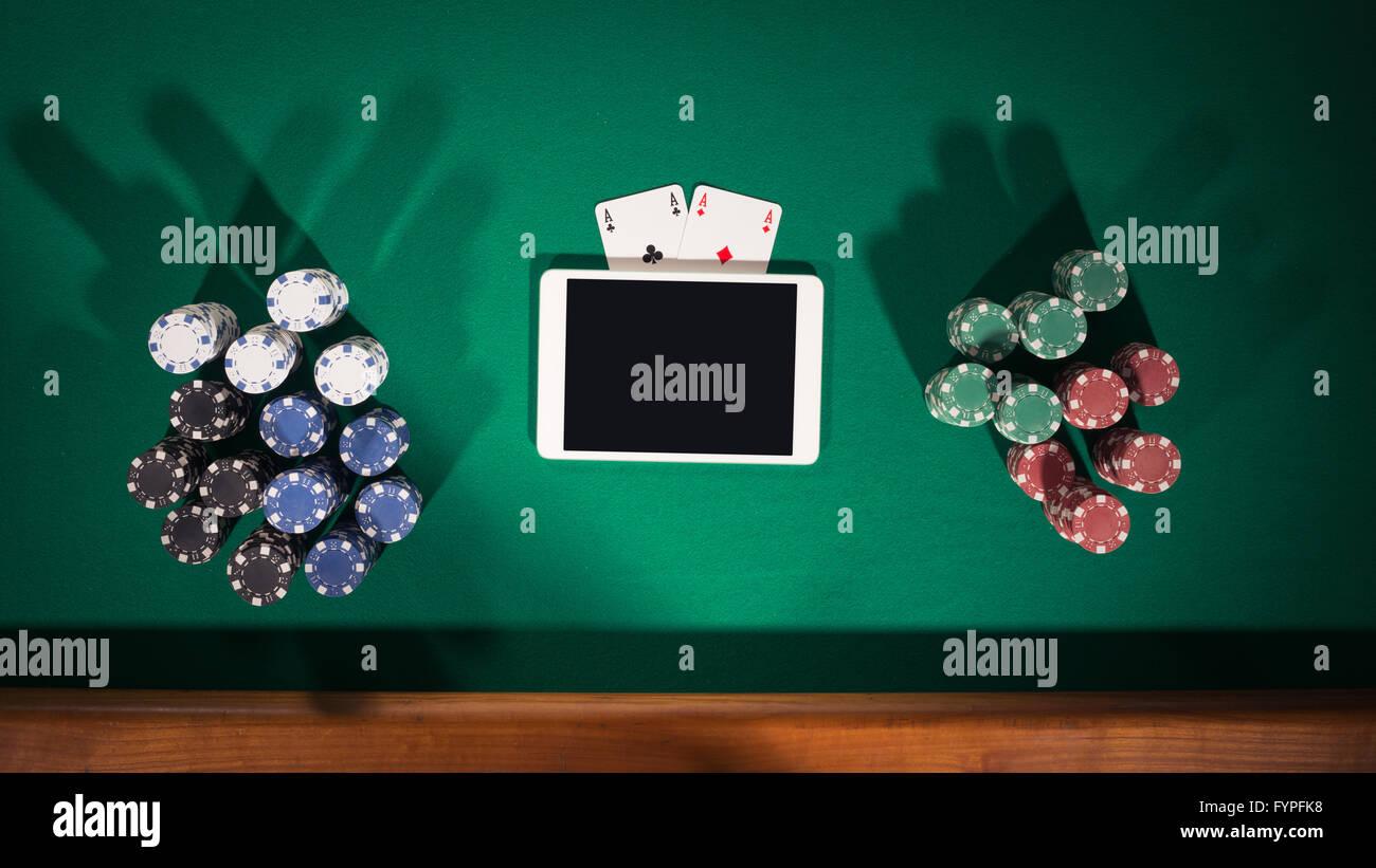 Покер онлайн на планшет заброшенное казино харьков