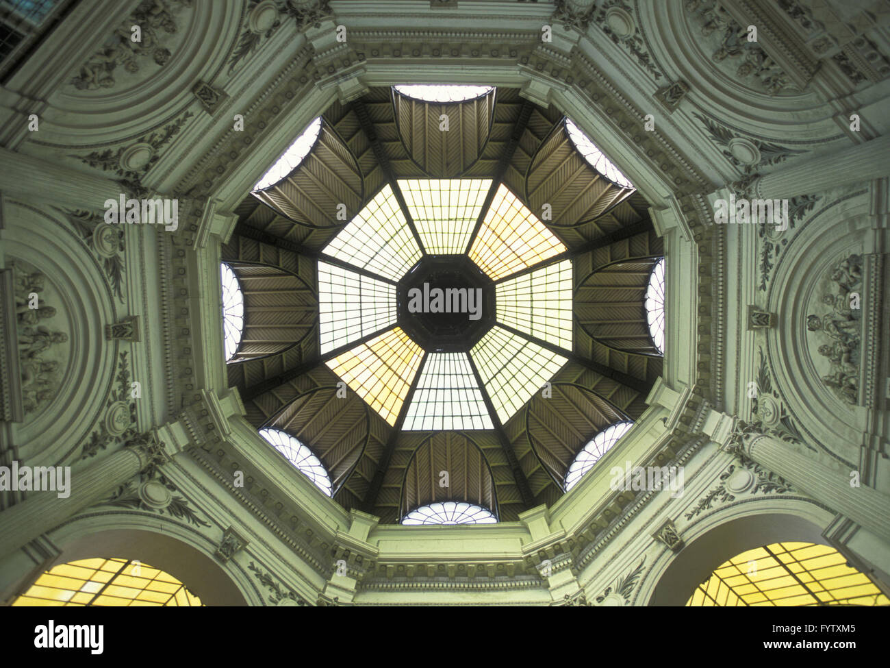 EAST EUROPE ROMANIA BUCHAREST CITY - Stock Image