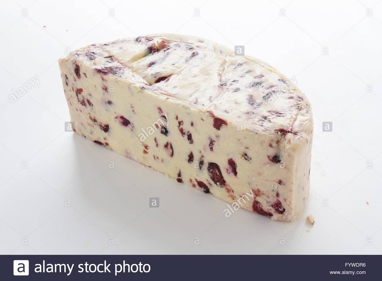 artisan cheese - Stock Image