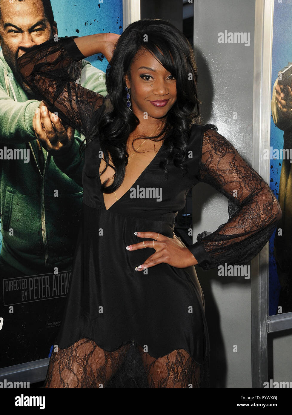 Tiffany Haddish Arrivals For The Los Angeles Premiere Of Warner Bros Keanu Held At ArcLight Hollywood Photo Credit Birdie Thompson AdMedia